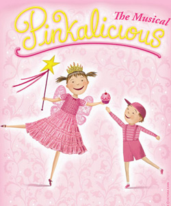 pinkalicious poster summer theatre of new canaan