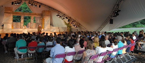 Summer Theatre of New Canaan Tent Theatre