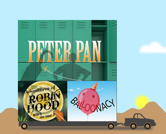 tya touring peter pan